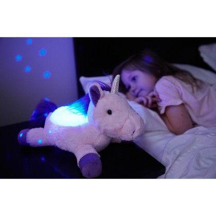 Twilight Buddies Plush Toy With Nightlight -unicorn - Cloud B