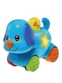 Press 'n Go Pet Puppy - WINFUN