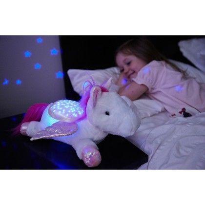 Twilight Buddies Plush Toy With Nightlight -pegasus - Cloud B