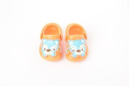 Doggy Slip Ons-orange - Red Apple