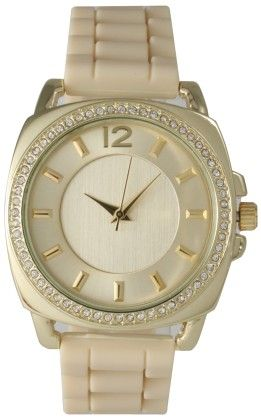 Vernier Women's Classic Feminine White Bracelet Leather Strap - Vernier Watches