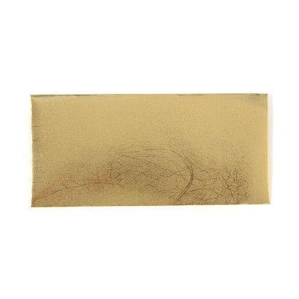 Gold Metalic Envelopes - Gold - Pack Of 5 - Velvetise