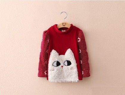 Cat Sweatshirt For Gals By Mauve - Mauve Collection