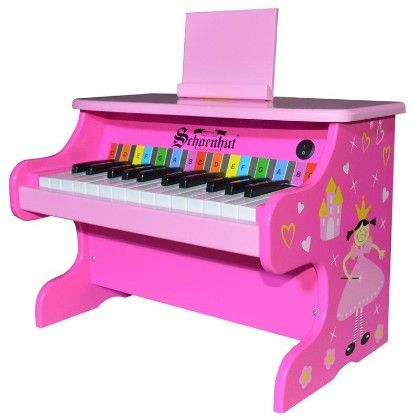 Princess Piano - Toy Piano