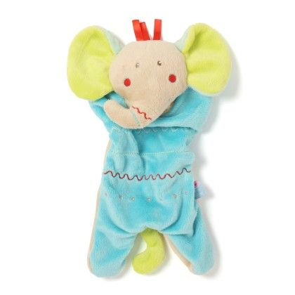 Cute Little Elephant Soft Toys - Sucre D'Orge