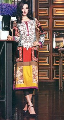 Festive Kurti Collection Red - Mauve Collection