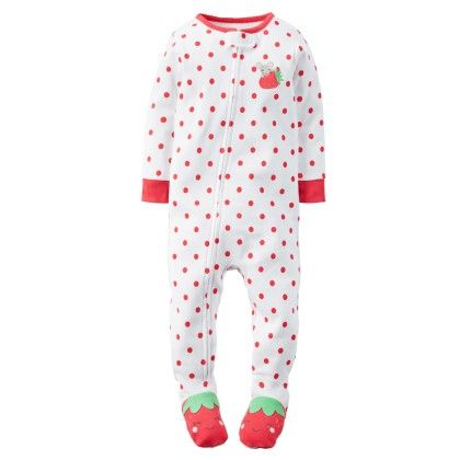 1-piece Snug Fit Cotton Pjs - Carter's - 220569