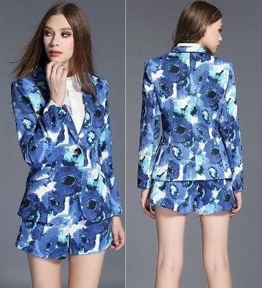 Blue -dress - Drape In Vogue