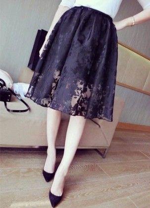 Black Skirt - Oomph