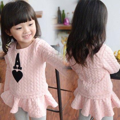 Winter Tunic Set - Pink - Aww Hunnie!!