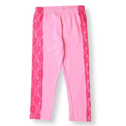 Legging Pink Side Lace Pack Of 1 - MTB