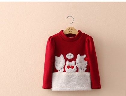 Baby Cat Sweatshirt For Gals By Mauve - Mauve Collection