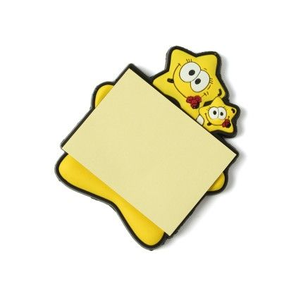 Sticky Notes With Magnet Yellow - Diya