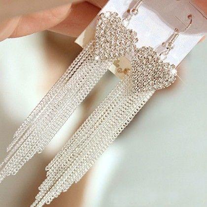 Diamond Slings Earring - Oomph