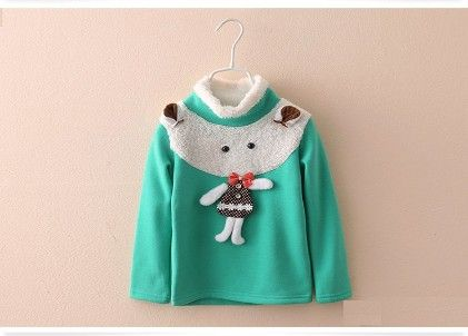 Cute Winter Special Sweatshirt For Mauve - Mauve Collection