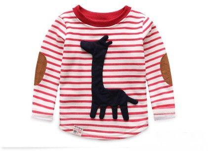 Girraffe Sweatshirt By Mauve - Mauve Collection