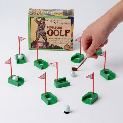 Miniature Golf - House Of Marbles