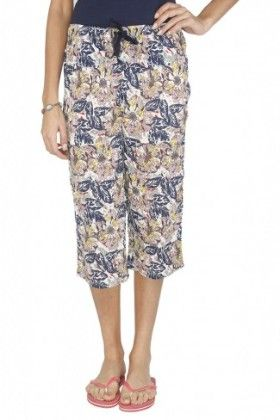 Womens Printed Multi Pyjama - CottonWorld