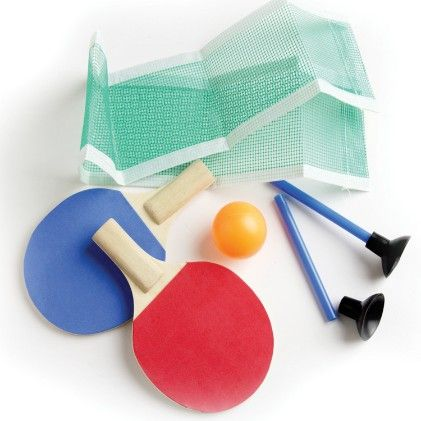 Mini Table Tennis New - House Of Marbles