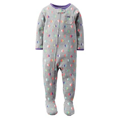 1-piece Snug Fit Cotton Pjs - Carter's - 220601