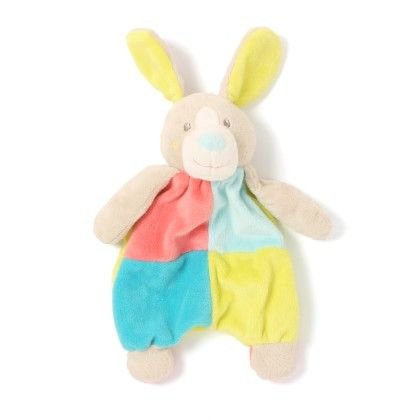 Lagoon Dog Soft Toy - Multi - Sucre D'Orge