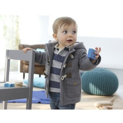 Jackets For Boy Girls Winter Warm Hooded - Aww Hunnie!!