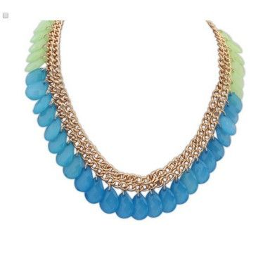 Colors Of The Sea Necklace - Oomph