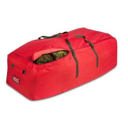 Artificial Tree Storage Bag- Red - Honey Can Do
