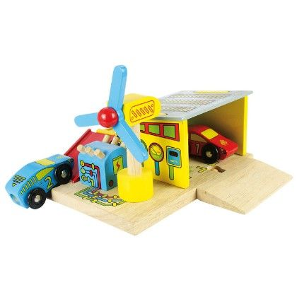 Electric Car Station - Big Jig Toys