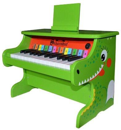 Alligator Piano - Toy Piano