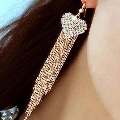 Diamond Slings Earing - Oomph