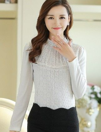 Bead Lace Top -with Shine By Mauve - Mauve Collecton