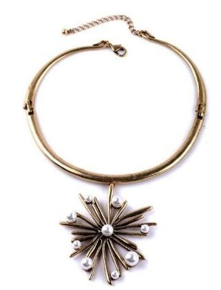 Apache Gold Necklace  - Antique Gold - Shu Sam & Smith