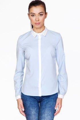 Light Blue Shirt - Ambigante