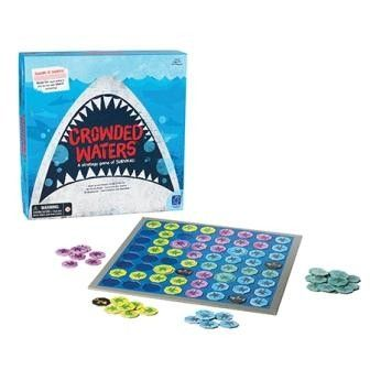 Crowded Waters  Game Survival Of The Fishiest - Educational Insights