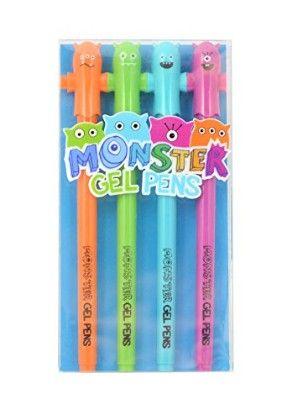 Monster Gel Pens - International Arrival