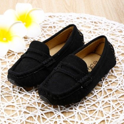 Smart Loafers- Black - Smart Shoes