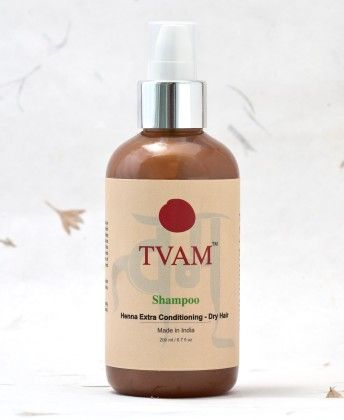 Shampoo - Henna Extra Conditioning - Dry Hair - Tvam