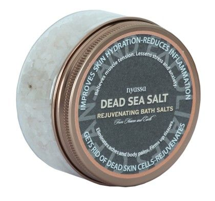 Nyassa Dead Sea Salt Bath Salt