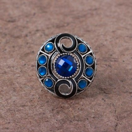 Anaira Ring- Blue Stone