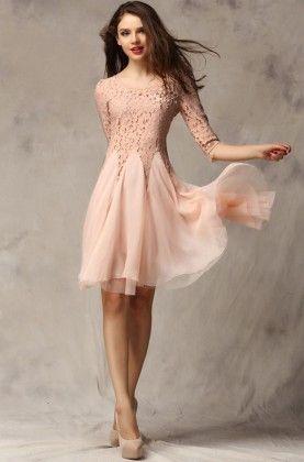 Lace Party Dress - The Dressing Loft