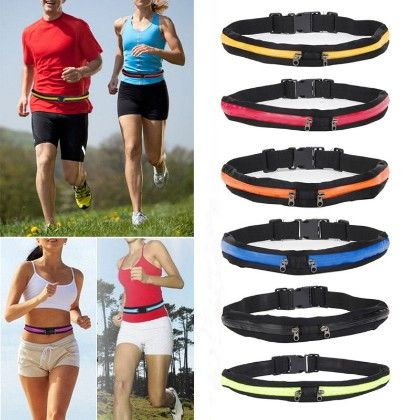 Running Belt Pouch-1 Unit - Connectwide