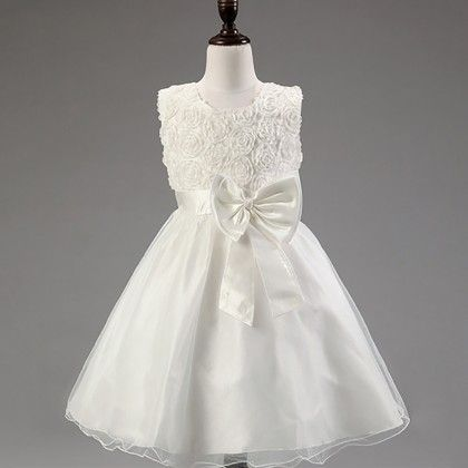 Princess Flower Tutu Dress - Angel Closet