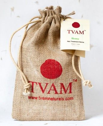 Henna - Hair Treatment - Tvam
