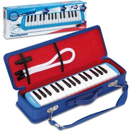 Mouthpiano With 32 Keys - Bontempi