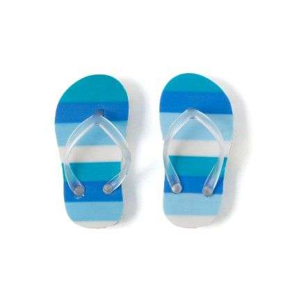 Hawaian Slipper Eraser - Blue - It's All About Me