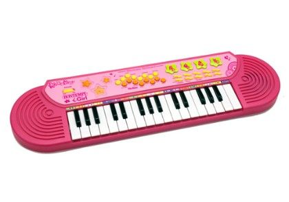 32 Key Electronic Keyboard - Light Effects - Bontempi