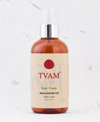 Hair Tonic - Henna Anti Hair Fall - Tvam