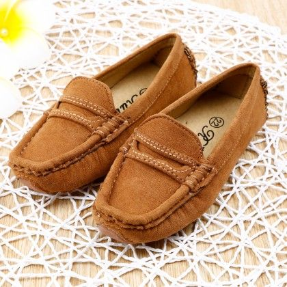 Smart Loafers- Camel - Smart Shoes