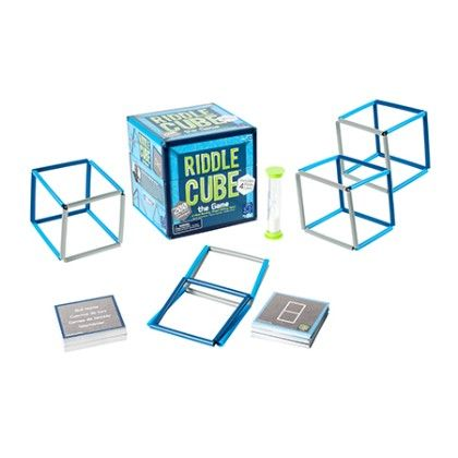 Riddlecube The Game - Educational Insights